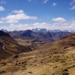 La Pampa peruvienne