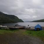 Bateaux sur le fjord