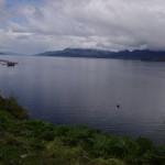 Aquaculture sur le fjord