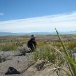 Petit break dans les dunes